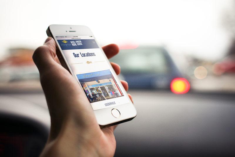 Sweetlips Mobile Website